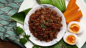 สูตร น้ำพริกกะปิหมูสับ กินตอนไหนก็อร่อย