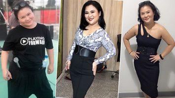 ลบภาพสาวไซส์อวบ!! อิน บูโดกัน ใช้ความรักฟิตหุ่นจนน้ำหนักเหลือ 56 กก.
