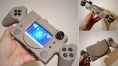 ก้าวไปอีกขั้นกับ Playstation Classic Portable อยากได้ต้องทำเอง