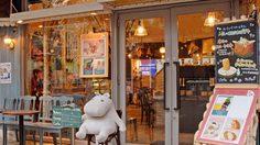 มูมิน คาเฟ่ฮิปโป สุดน่ารัก Moomin Cafe