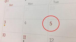 โปรดเกล้าฯ กำหนดให้วันที่ 5 ธันวาคมของทุกปี เป็นวันสำคัญของชาติไทย