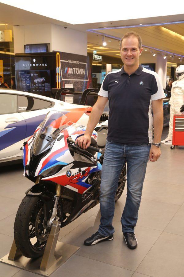 BMW M8 MotoGP