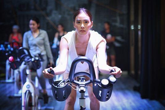 เจนี่ ออกกำลังกาย