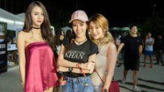 RUSH Magazine ขอพาส่องสาวในงาน 808 Festival 2016 ณ สวนนงนุช พัทยา
