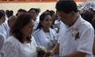 ฟิลิปปินส์จัดพิธีสมรสหมู่ 350 คู่