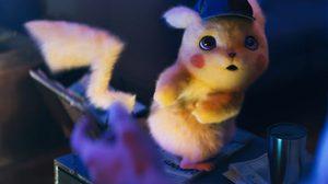 ไม่โอเคที่ปิกาจูมีขน!! แฟนบางส่วนไม่ปลื้มโปเกมอนขนฟู ในตัวอย่าง Pokémon Detective Pikachu