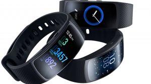 Samsung Gear Fit 2 เพิ่มความแม่นยำด้วย GPS ในตัว รายงานผลแบบ Real Time
