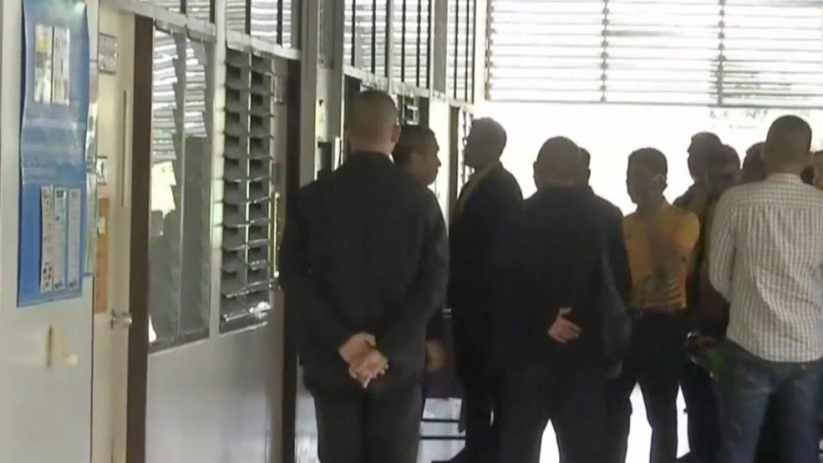 เลขาธิการฯ ศาล เยี่ยมผู้พิพากษายะลา