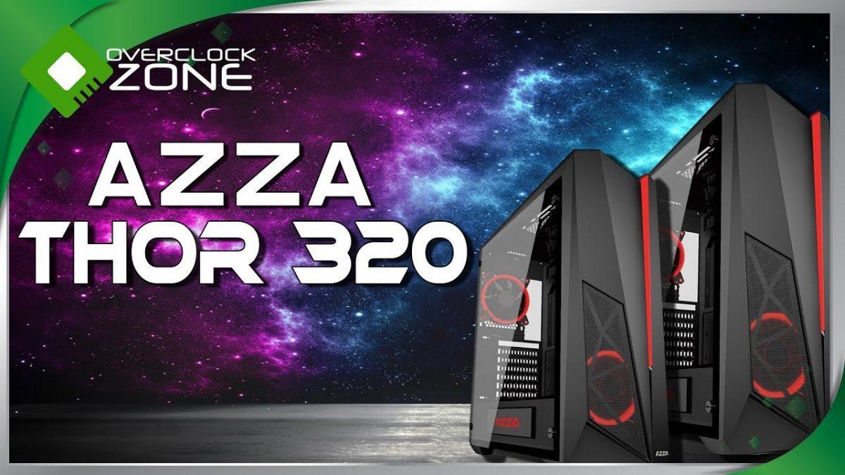 รีวิว AZZA Thor 320 : Case RGB เต็มระบบ พร้อม Remote Control