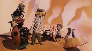 (รื้อหิ้งหนังเก่า) James and the Giant Peach (1996) : แมลง ฝันร้าย ความตาย ลูกพีชยักษ์!