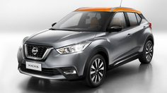 Nissan เปิดตัว Kick 2018 ใหม่ ที่สหรัฐอเมริกา ด้วยราคา 619,000 บาท