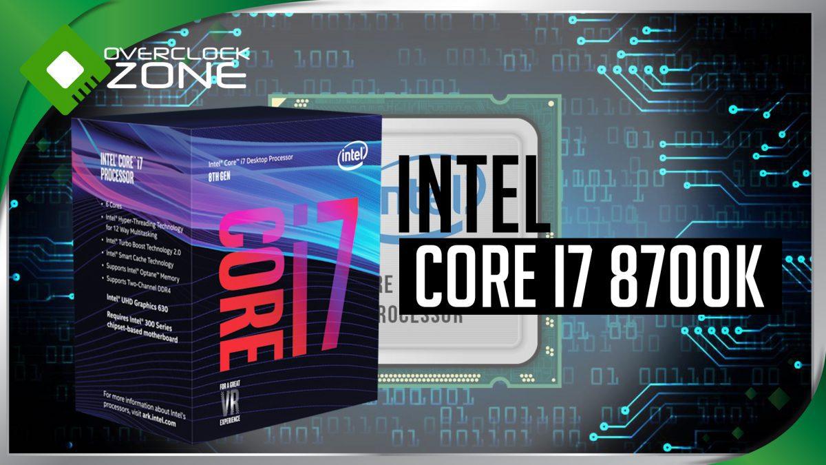ลองเล่น Intel Gen ใหม่ Core i7-8700K มากับ 6 Core / 12 Thread