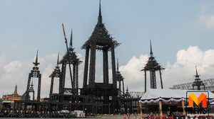 เผยความคืบหน้าการก่อสร้างพระเมรุมาศ รัชกาลที่ 9