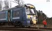 รถไฟชนกับรถแทรกเตอร์ในอังกฤษ