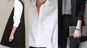 การใส่ชุดขาว-ดำ ไว้อาลัย ใส่ยังไงให้เหมาะสม