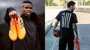 adidas Football เผยโฉมรองเท้าสตั๊ดคอลเลคชั่น Pyro Storm เฉดสีใหม่ร้อนแรงดั่งไฟ