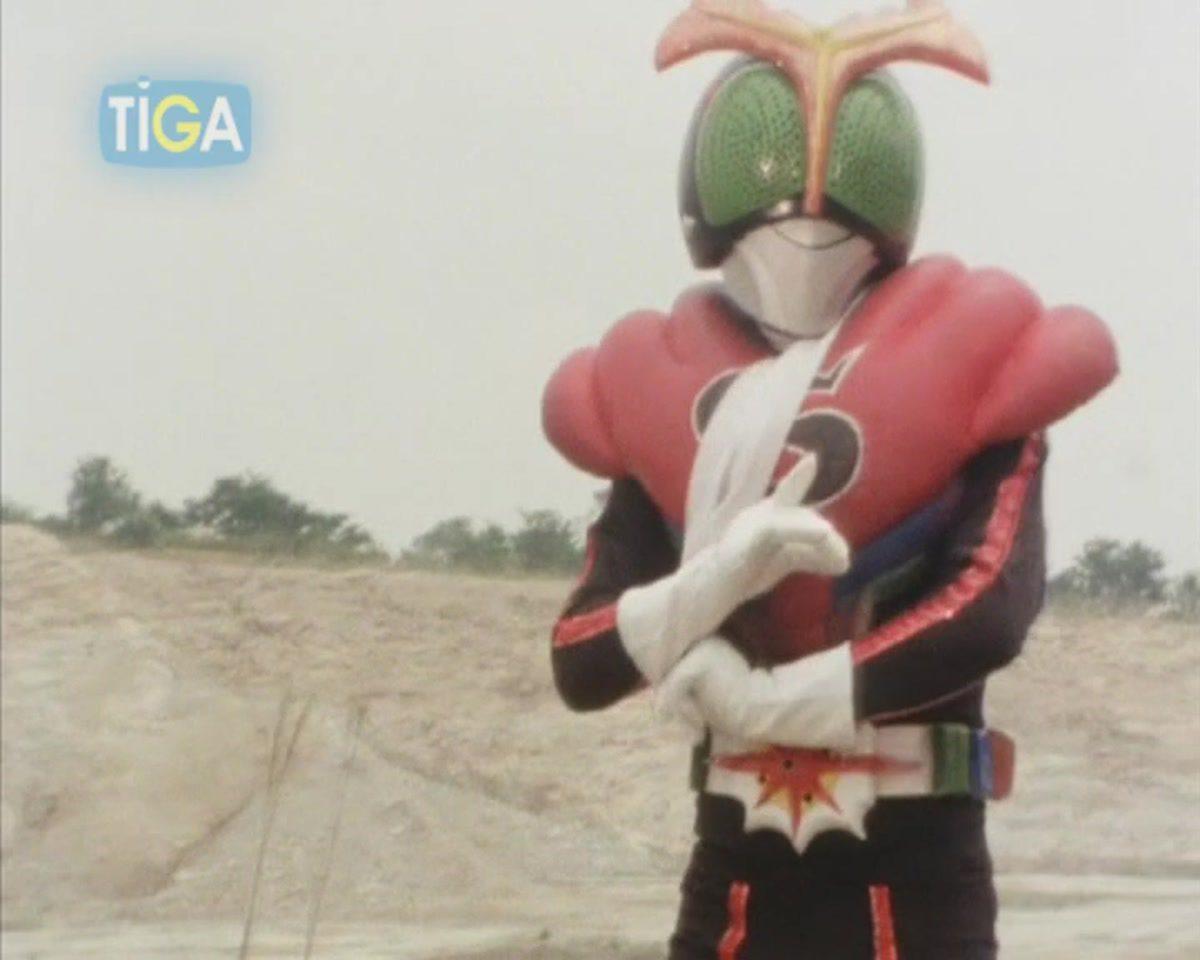 Masked Rider Skyrider ตอนที่ 38-2