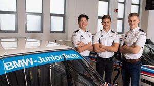 การกลับมาของ BMW Junior Team ทีมนักแข่งเด็กปั้นขั้นเซียน ของ BMW