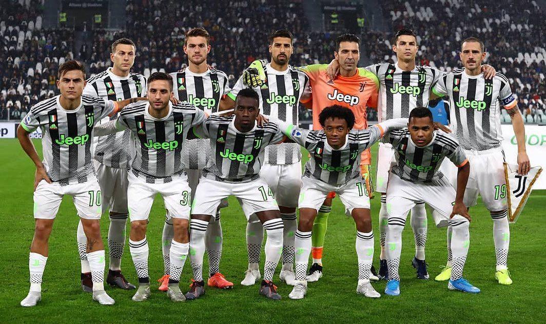 Juventus x Palace x adidas Football