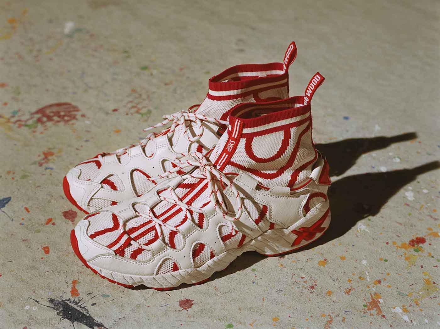 ASICSTIGER x Vivienne Westwood - GEL-MAI Knit