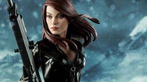 Black Widow แอ็คชั่นฟิกเกอร์สายลับสาวสุดเก่ง จาก Marvel