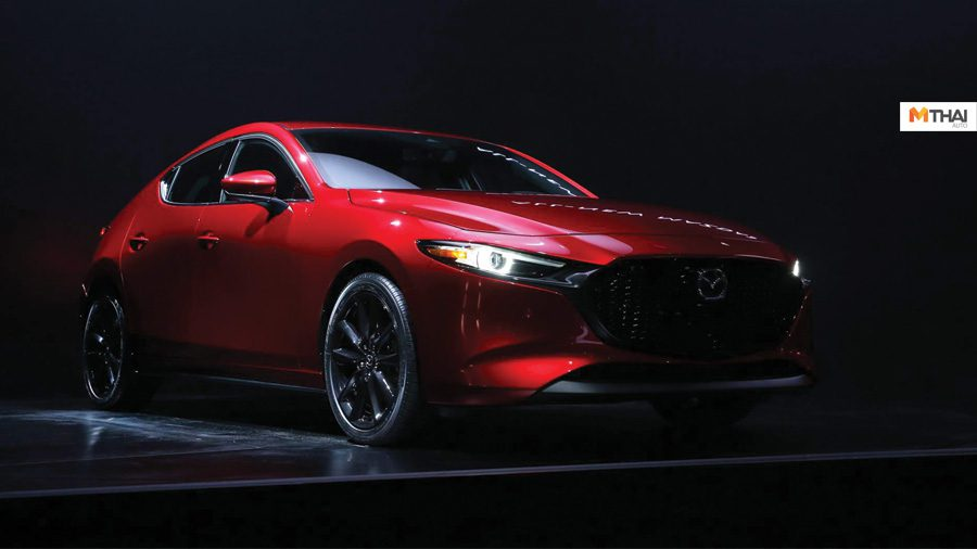 Mazda ยอดขายพุ่งทะลุ 70,000 คัน ทำสถิติเติบโตสูงสุดระดับโลกสองปีติดต่อกัน