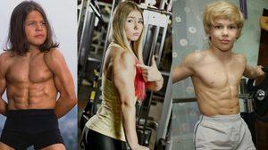เท่มาก!! 15 เด็กผู้ แข็งแกร่ง จากทั่วโลก ที่เห็นแล้วต้องอึ้ง