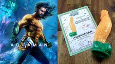 ดิลโด้ Aquaman ของเล่น 18+ ที่จะทำให้ฟินไปทั่วท้องทะเล!