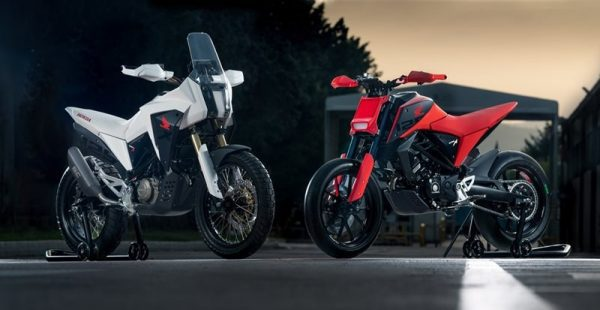 Honda CB125M & CB125X