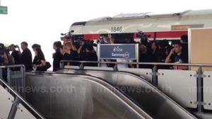 ผู้ว่าฯ กทม.ยัน 3 เม.ย. เปิดวิ่งรถไฟฟ้าแบริ่งสำโรงใช้ฟรี 1 เดือน