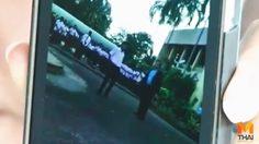 ผู้ปกครองเด็กถูกตีประจานหน้าเสาธง เดินหน้าร้องเอาผิด รอง ผอ.