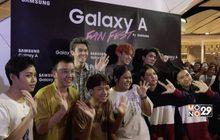 """Samsung จัดมหกรรมความสนุกในงาน """"Galaxy A Fan Fest"""""""