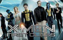 X-Men: First Class X-เม็น รุ่น 1