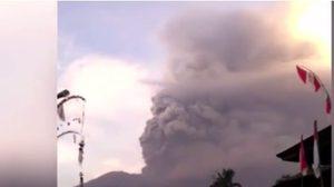 เตือนภัย 'สีแดง' ภูเขาไฟ 'อากุง' ระเบิดรอบ 2 กระทบท่องเที่ยวอ่วม