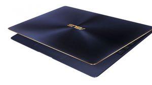 Asus ZenBook 3 แล็ปท็อปที่บางที่สุดในโลก เพียง 11.9 มิลลิเมตร เท่านั้น