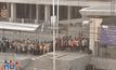 ประชาชนแห่ทดลองนั่งรถไฟฟ้าสายสีม่วง