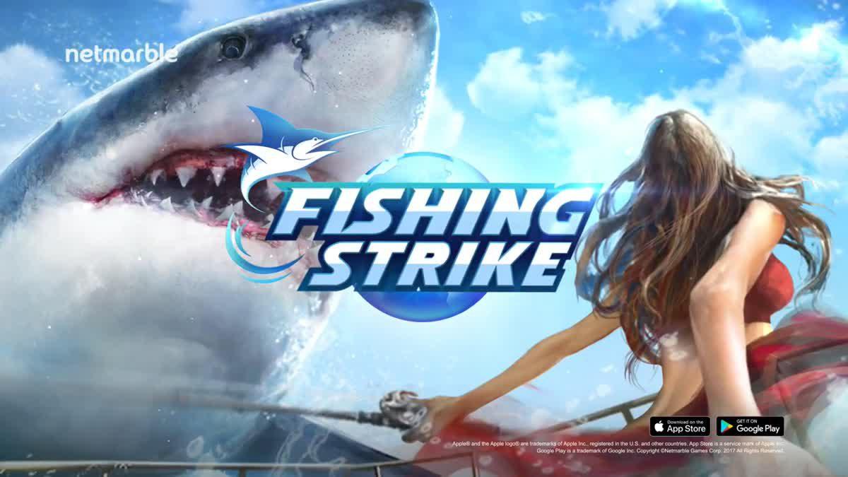 [ตัวอย่างเกม] FISHING STRIKE เตรียมฟาดฟันคันเบ็ดกับเกมตกปลาสุดล้ำจาก Netmarble