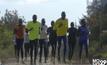 """นักวิ่งเซาธ์ซูดานแข่งให้ """"ทีมผู้ลี้ภัย"""" ในโอลิมปิก"""