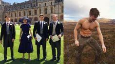 สาวๆตาลุกวาว!! เมื่อ เจ้าชาย ราชวงศ์อังกฤษ ถอดเสื้อโชว์หุ่นสุดแซ่บบนไอจี!!