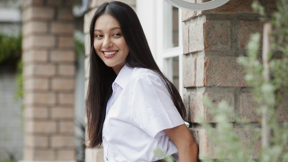 พลอยสาวยิ้มหวาน จากเวทีThai supermodel 2015