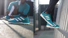 อาดิดาส เปิดตัวรองเท้าฟุตบอล EQT Green Pack สวมใส่ได้แบบสุดเท่ทั้งในและนอกสนาม