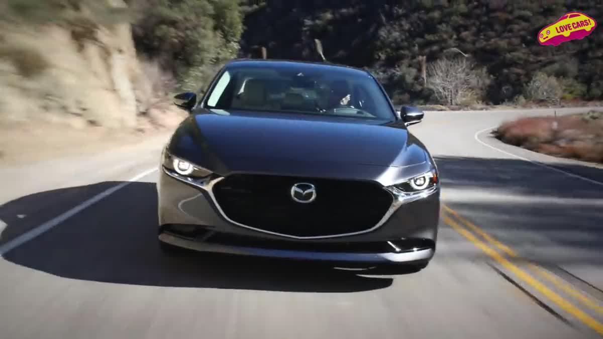 All New Mazda 3 ปรับใหม่ยกคันทั้ง Sedan, Hatchback ขายเเล้วที่ญี่ปุ่น
