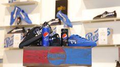 PUMA Suede x Pepsi สนีกเกอร์รุ่นคลาสสิคพร้อมเปิดตัวในประเทศแล้ววันที่ 29 ตุลาคมนี้