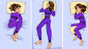 ท่านอนแบบไหน ช่วยลดอาการปวดหลัง ทำแบบนี้สิรับรองหลับสบาย!!