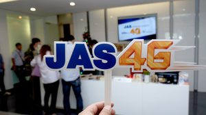 JAS เตรียมเซอร์ไพรส์ เปิดบริการ 4G 15 ม.ค.นี้