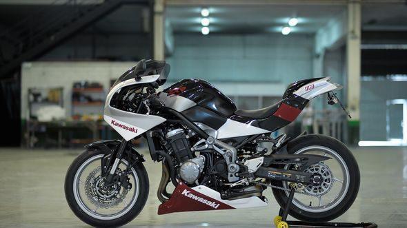 Kawasaki ZXR 900