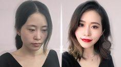 คนดูกว่า 25 ล้านวิว สาวจีนสุดครีเอท!! เปลี่ยนอาหาร เป็นเมคอัพสุดเป๊ะ