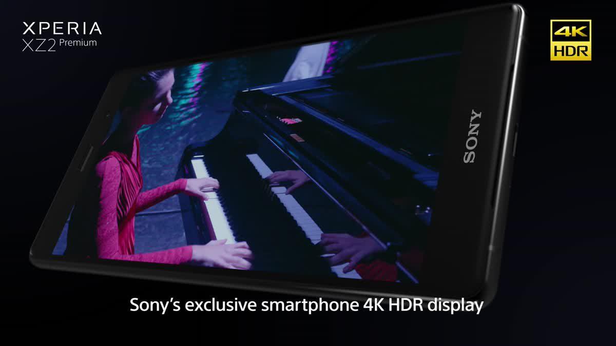 Xperia XZ2 Premium สมาร์ทโฟนที่มาพร้อมกล้องถ่ายภาพ ISO 51200 และถ่ายวีดีโอ ISO 12800