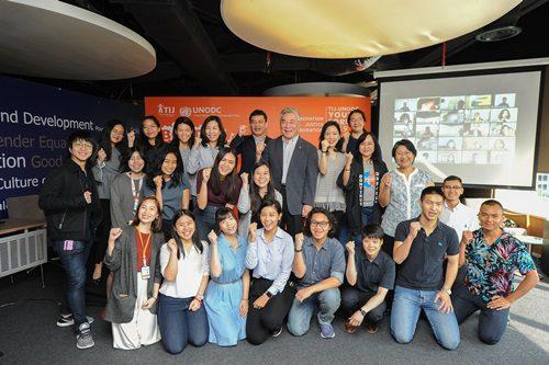 ครั้งแรกของโลก! TIJ จับมือ UNODC พลิกโฉมการประชุมระดับสากลสู่ การสัมมนาเยาวชนไร้พรมแดนผ่านเครือข่ายออนไลน์
