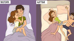 โอ๊ยโดนเว่อร์! 8 ภาพความจริง ชีวิตก่อน VS หลังแต่งงาน อย่าบอกนะว่าคุณไม่เป็น